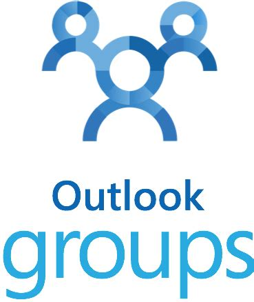 Office 365 Outlook Groups Groups In Outlook Collaboration In The Familiar