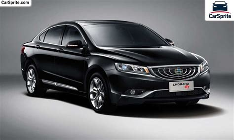 geely emgrand geely emgrand gt 2017 prices and specifications in saudi