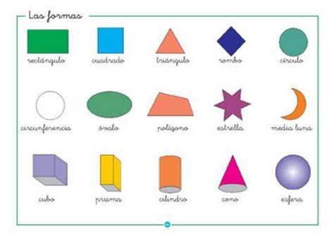 figuras geometricas nombres en ingles aprender y divertirse 161 161 todo en uno vamos a