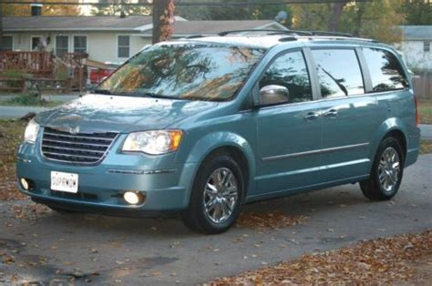 how cars run 2012 chrysler town country windshield wipe control sell used 2009 chrysler town and country limited in mechanicsville maryland united states for