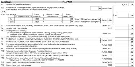 borang cukai pendapatan 6 langkah merancang cukai pendapatan azzunapedia