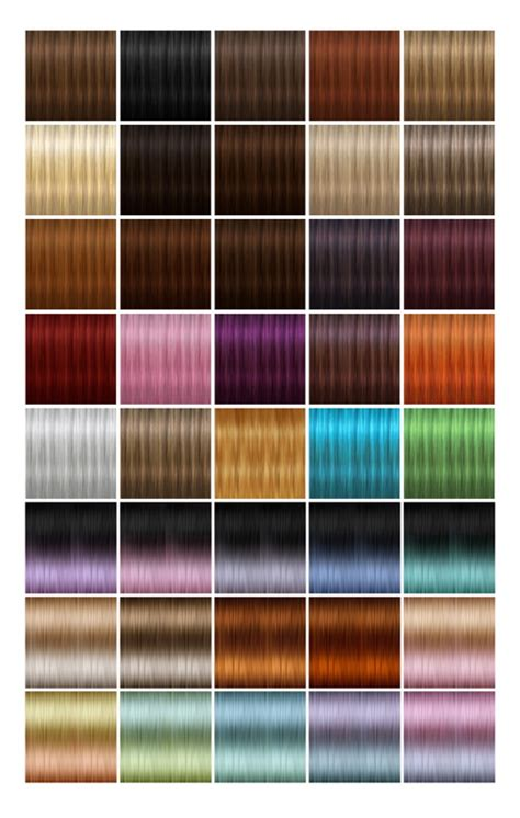 the sims 3 haircolors jenni sims newtextures for retextured hair sims 4 87