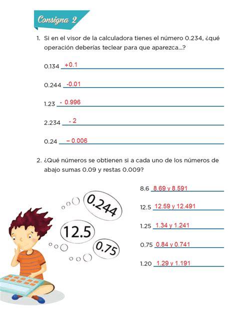respuesta de matematicas 6 grado ayuda para tu tarea de sexto desafios matematicos bloque l