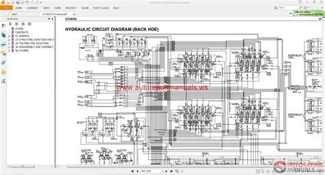 komatsu wiring schematic d31 komatsu wiring schematics