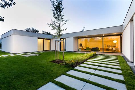 u home contemporary family home surrounded by gardens