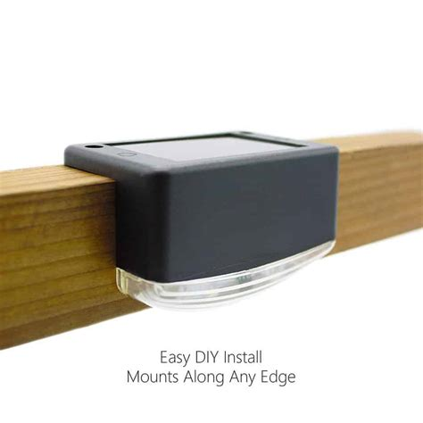 our top 12 best solar deck lights buyers guide reviews