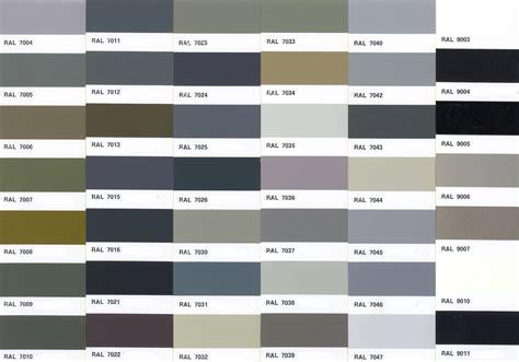 Ral Farben Weiß by Wandfarbe Grau Braun Mehr Als 150 Unikale Wandfarbe Grau