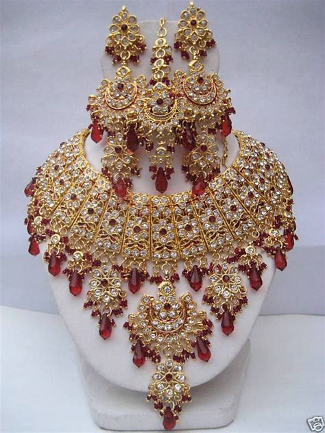 Indian Wedding Jewellery by Indian Bridal Jewelry Sets All About Bridal House Bridal