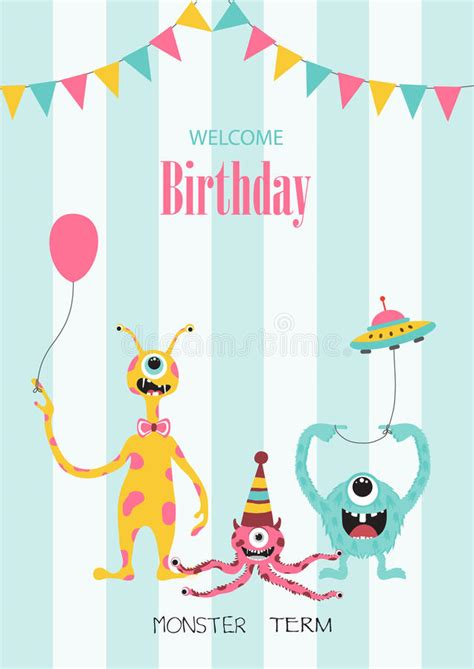 template birthday card illustrator set of birthday cards poster template greeting cards