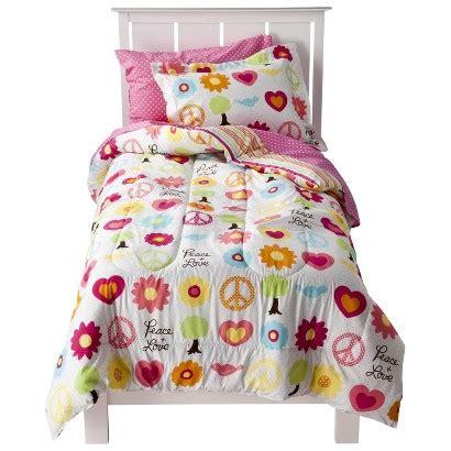 target girls bedding circo 174 peace girl collection target