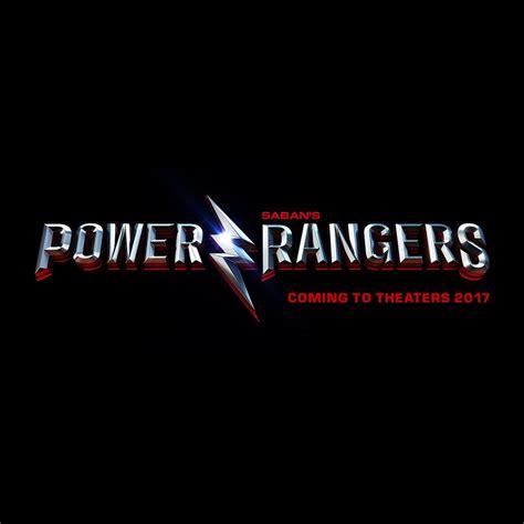 logo bioskopkeren logo resmi dari saban power ranger 2017 sudah dirilis