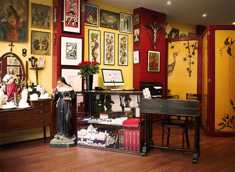 tattoo shop london open sunday the family business tattoo parlour open studio clink