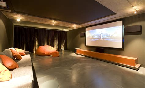 home theater lighting design interesting ideas for home wonderful home theater design with interesting cushions on