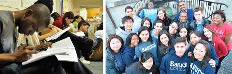 Baruch College One Year Mba by Bernard Baruch College Ny