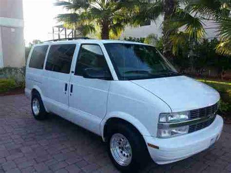 2002 chevy astro and gmc safari van shop manual set repair service minivan ebay buy used 2002 chevy astro ls van excellent condition seats 8 runs perfect gmc safari in