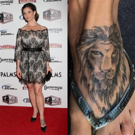 charisma carpenter tattoos 20 tattoos style