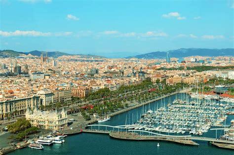 il port port vell barcelona yacht charter superyacht news