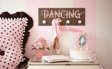 decoracion habitacion bebe bailarina detalles para la habitaci 243 n de una bailarina