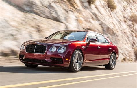 2018 bentley flying spur 2018 bentley flying spur review ratings specs prices