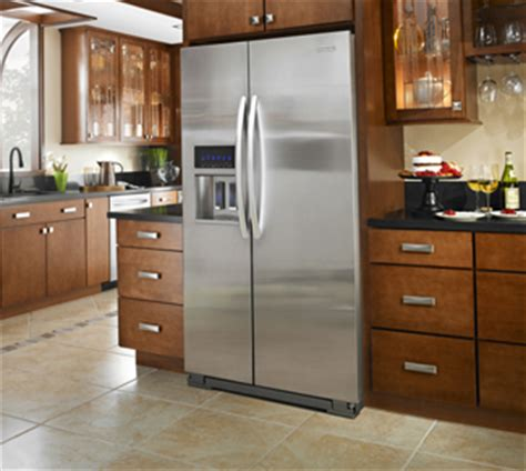 Kitchen Cabinets Standard Sizes by Counter Depth Refrigerator Vs Standard Depth Refrigerator