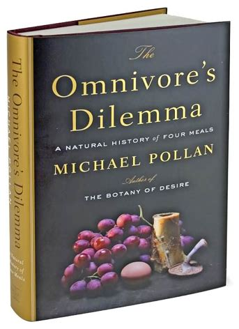 the omnivores dilemma the wanderings of the woods hippie book review the omnivore s dilemma