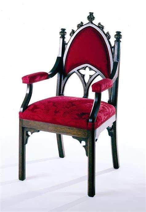 Oak High Chair William J Ralston Fine Furniture