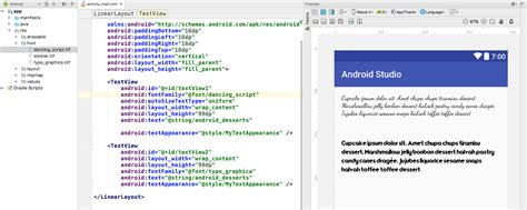Online Design Android Xml | android o developer previewが登場 techbooster