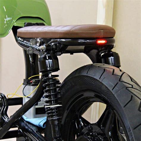 brat style seat honda cx500 bratstyle by ironwood bikebrewers