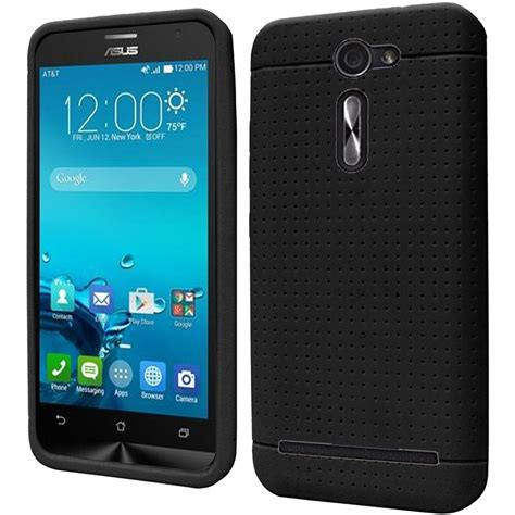 Asus Zenfone 2 Soft Gel Jelly Silicon Silikon Tpu Bumper for asus zenfone 2e rugged thick silicone grip soft skin