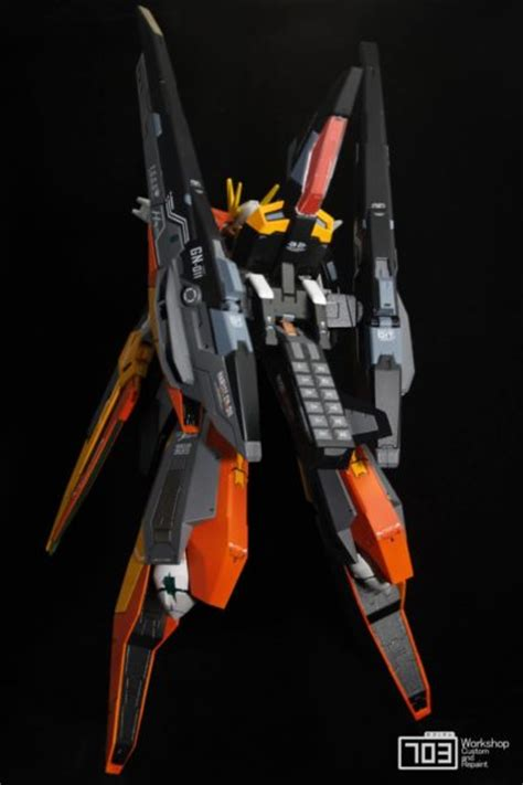 Mg Gundam X By Gundam Workshop hg 1 144 harute gundam battle ver by 703 workshop