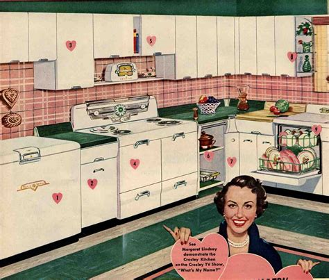 ideas for and 1953 crosley kitchen retro renovation