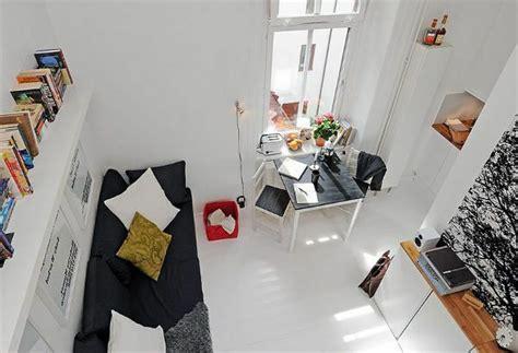 wohnideen schlafzimmer quadratisch 30 kluge wohnideen f 252 r kleine wohnung archzine net