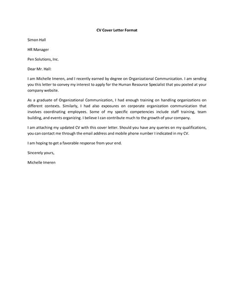 what goes on a cover letter of a resume resume examples templates