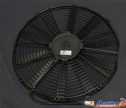 spal 14 electric fan spal electric fan 14 quot pull type