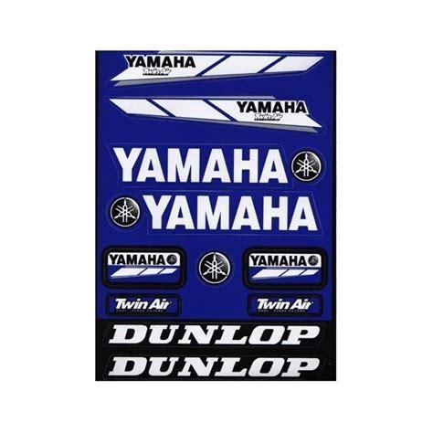 Sticker Yamaha Dt 50 by Autocollant Yamaha Dt 50 R