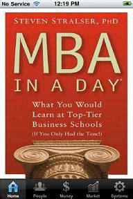 Best Economics Book For Mba by Mba In A Day Mba Concepts From Top Tier Schools