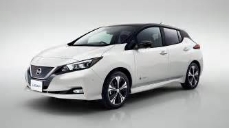 Nissan Leaf In Canada The New Nissan Leaf Is A Improvement On The Original