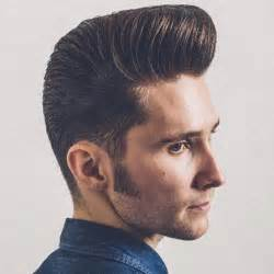Galerry hairstyle pompadours