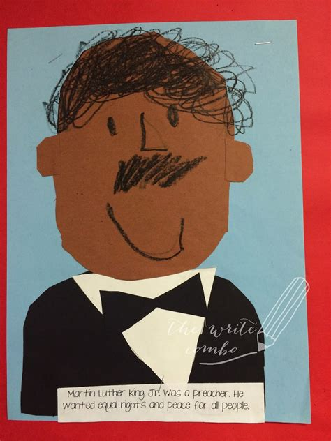 history crafts for the write combo black history month