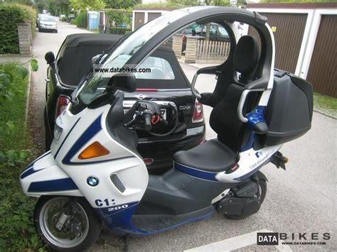 bmw bmw c1 200 moto zombiedrive