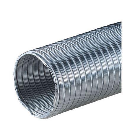 Pipa Ducting Aluminium Pipe 110mm 4 33 Quot Flexi Alloy Air