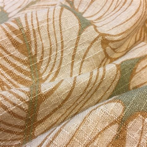 tropical upholstery tropical upholstery fabric 1 2 yd palm leaf fabric tropical