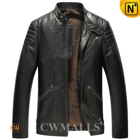mens moto jacket s leather moto jacket cw850403
