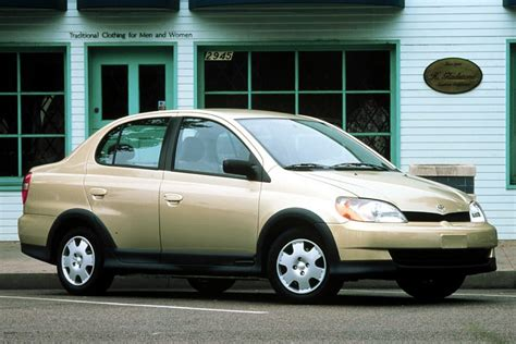 Toyota Echo 2001 2001 Toyota Echo Reviews Specs And Prices Cars