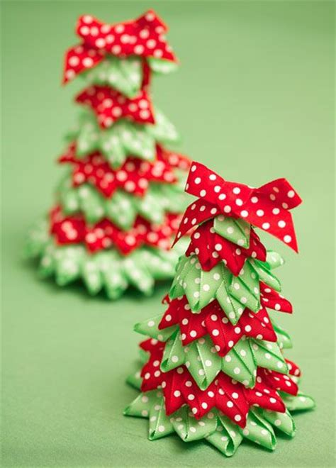 ribbon tree and craft ideas festive ribbon
