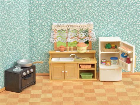 Classic Kitchen Set by Classic Kitchen Set Sylvanian Families