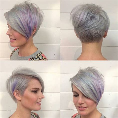 how to style a pixie to a fringe cut pixie cut long bangs hairstyle for women man
