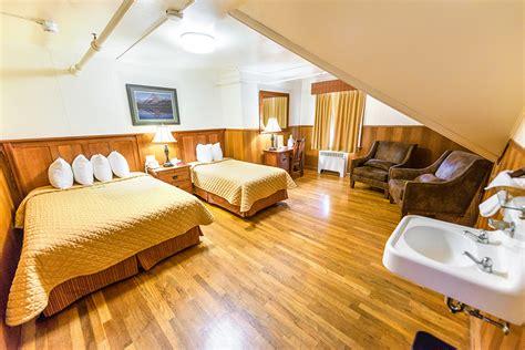 many rooms many glacier hotel review travel caffeine