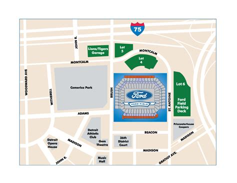 ford field ticket office nfl detroit lions fly to the