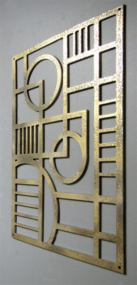 art deco wall 2018 latest art deco metal wall art